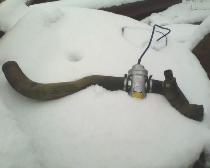 Электрический подогреватель двигателя ЭПД 220В.